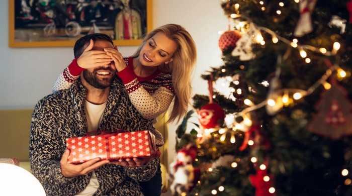 подарки мужу на Новый год