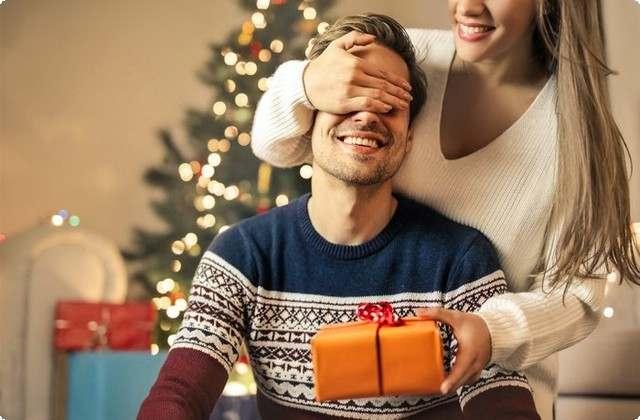 подарки мужчине на Новый год